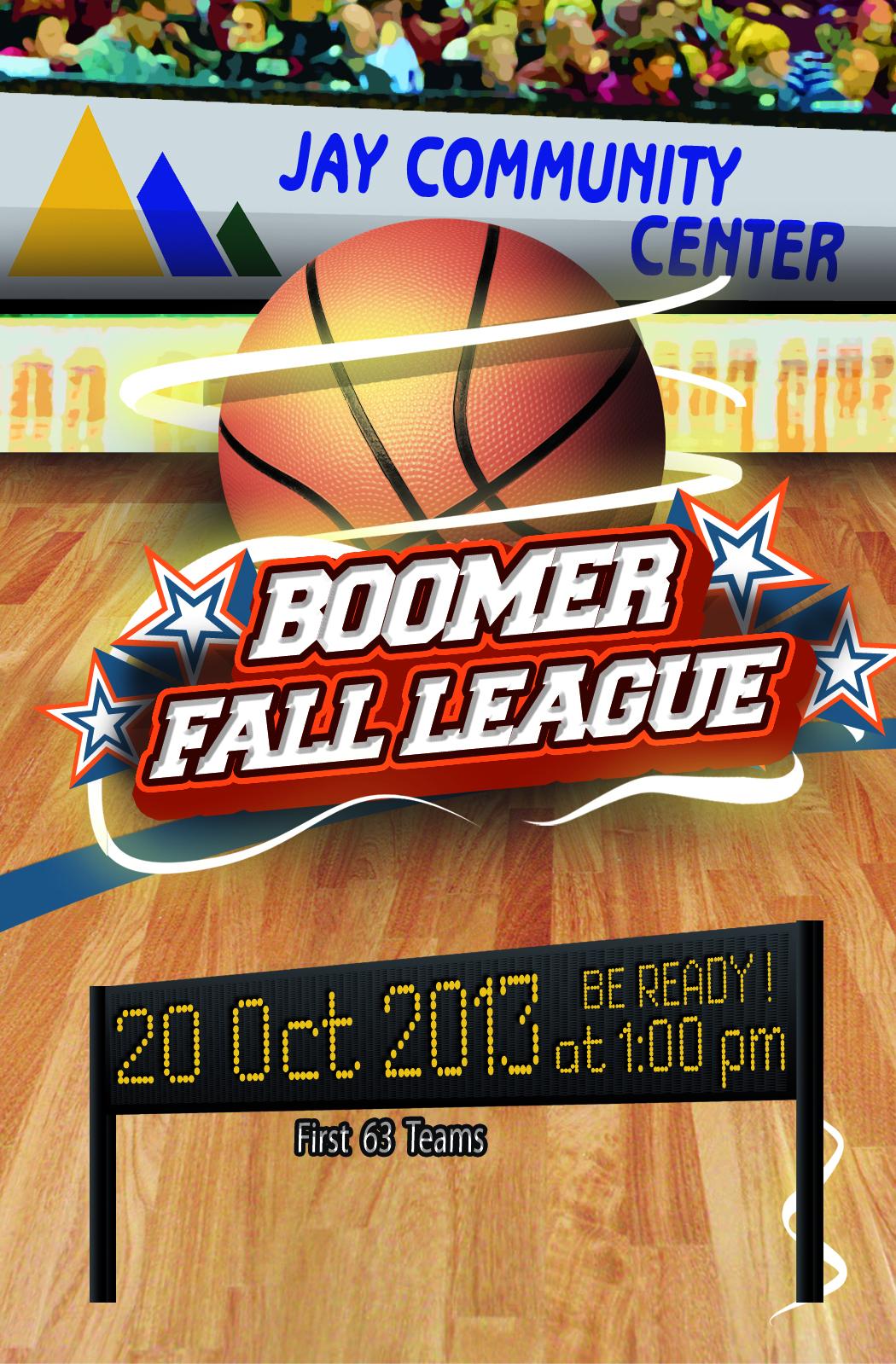 2013 Boomer Fall League