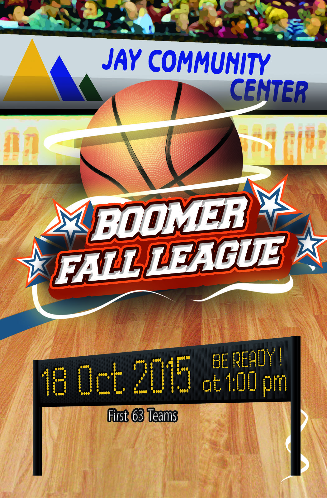 Boomer Fall League
