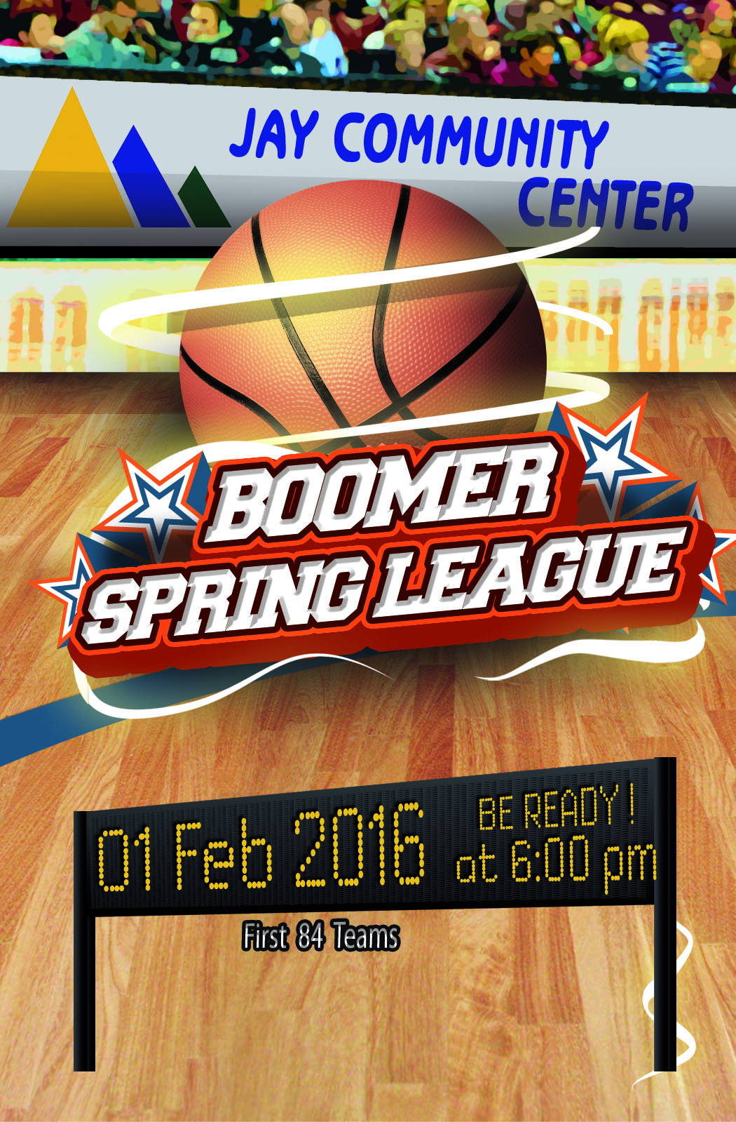Boomer Spring League