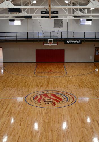 Armory Gym