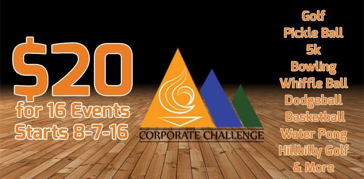 2016 Corporate Challenge