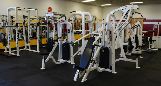Fitness Equipment 2