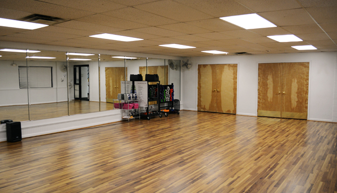 Piloxing Room