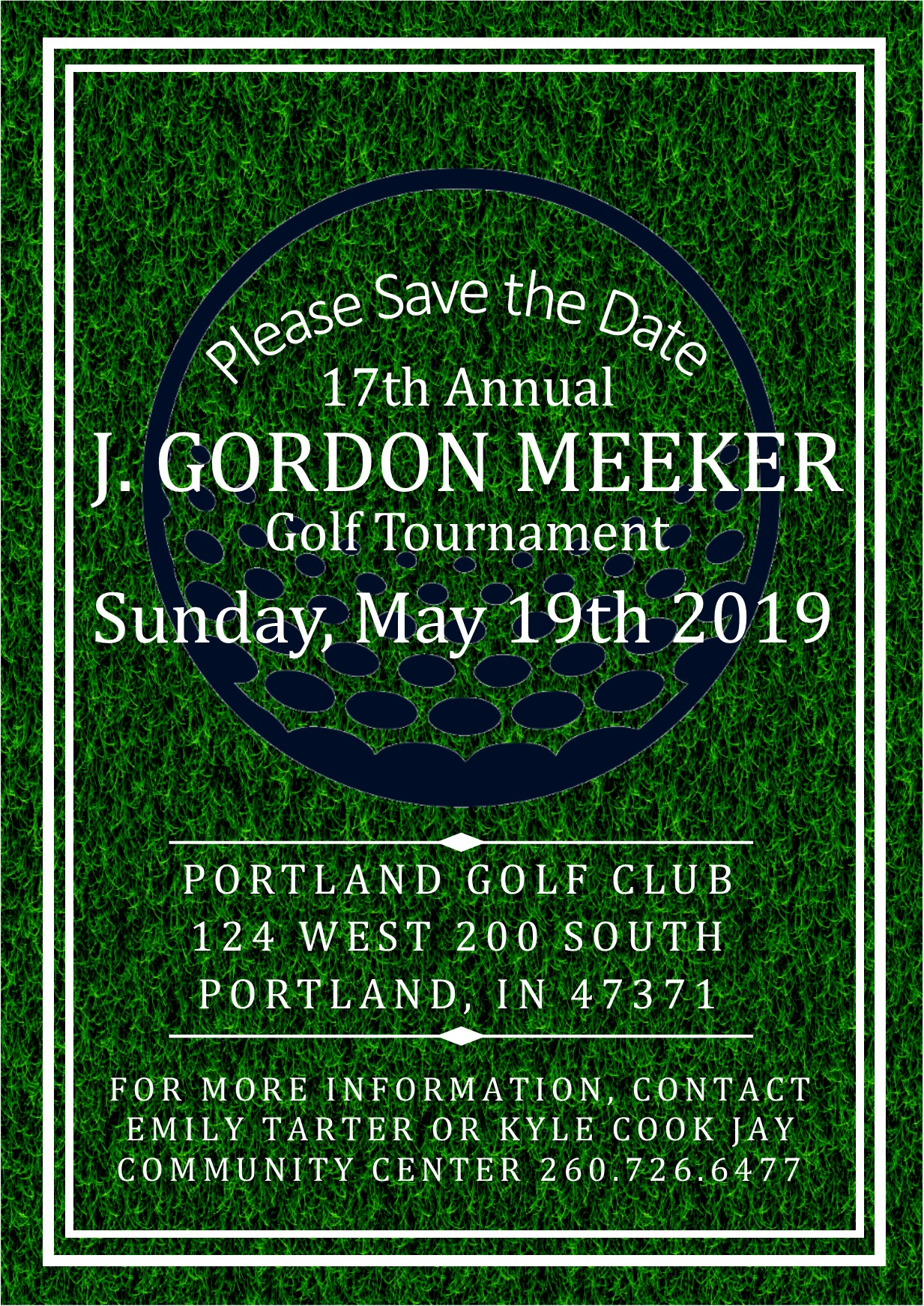 2019 Meeker Golf Outing