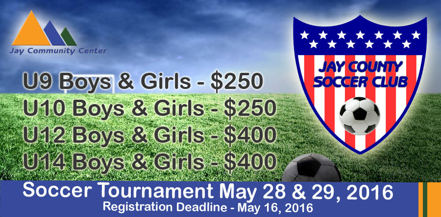 Jay County Soccer club Tournament