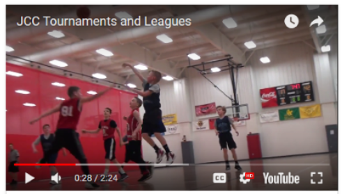 JCC Tournaments and Leagues Video